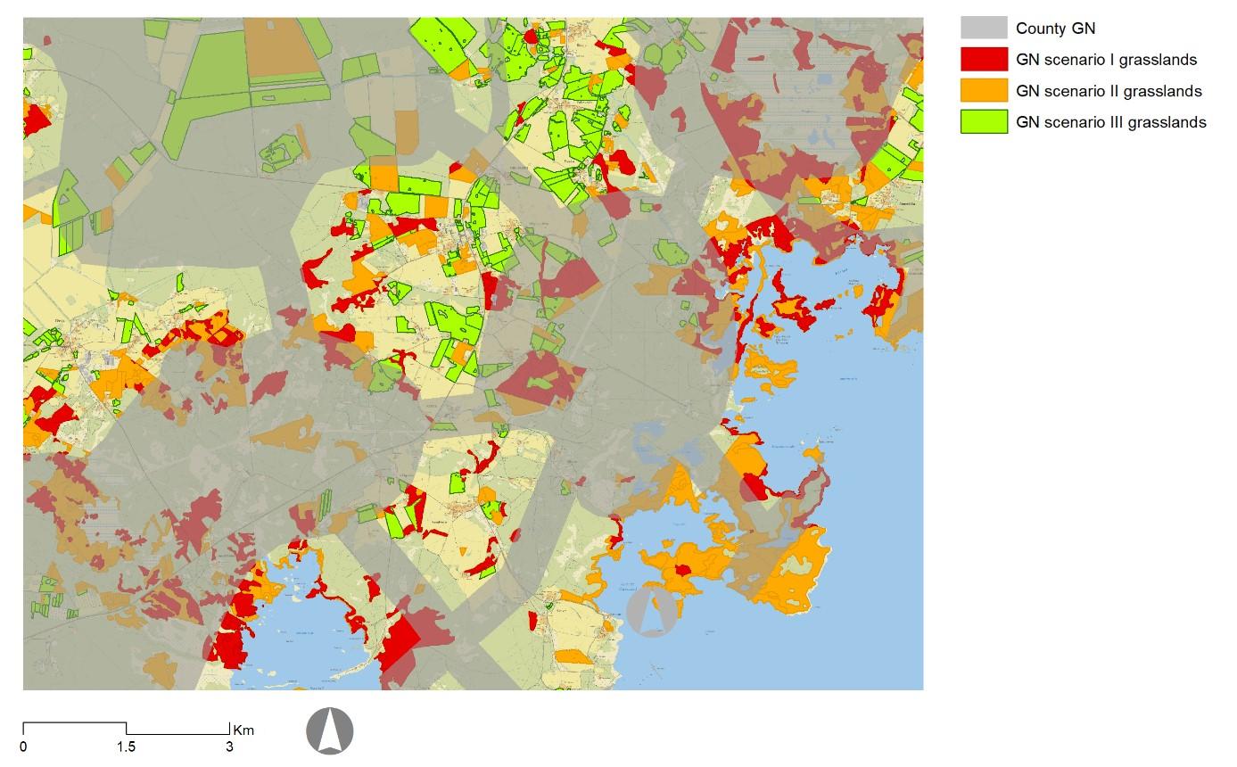 LIFE Viva Grass projektis loodud GIS rakendus näitab rohumaadelt saadavaid hüvesid