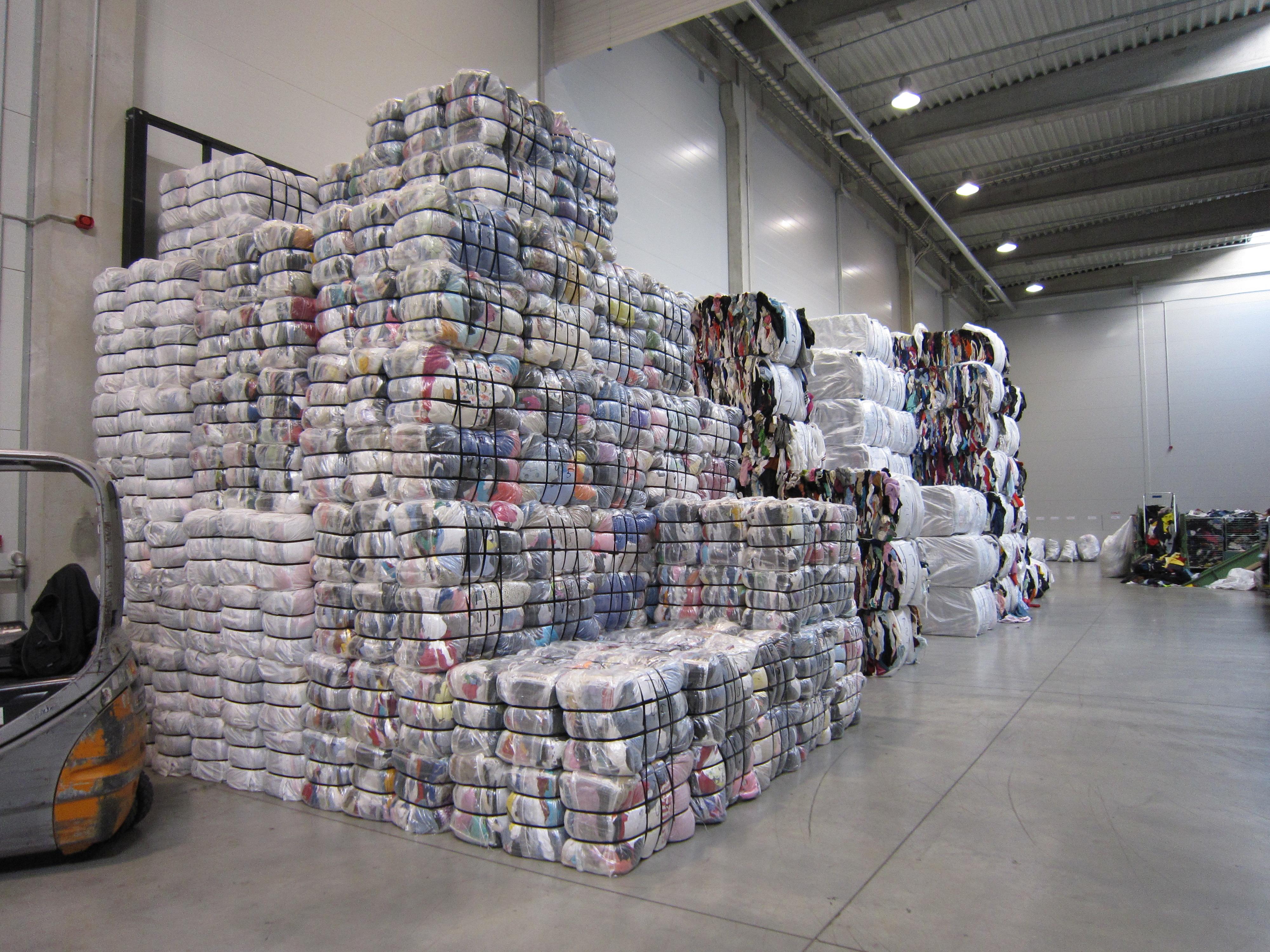 Humana sorteerimiskeskus.