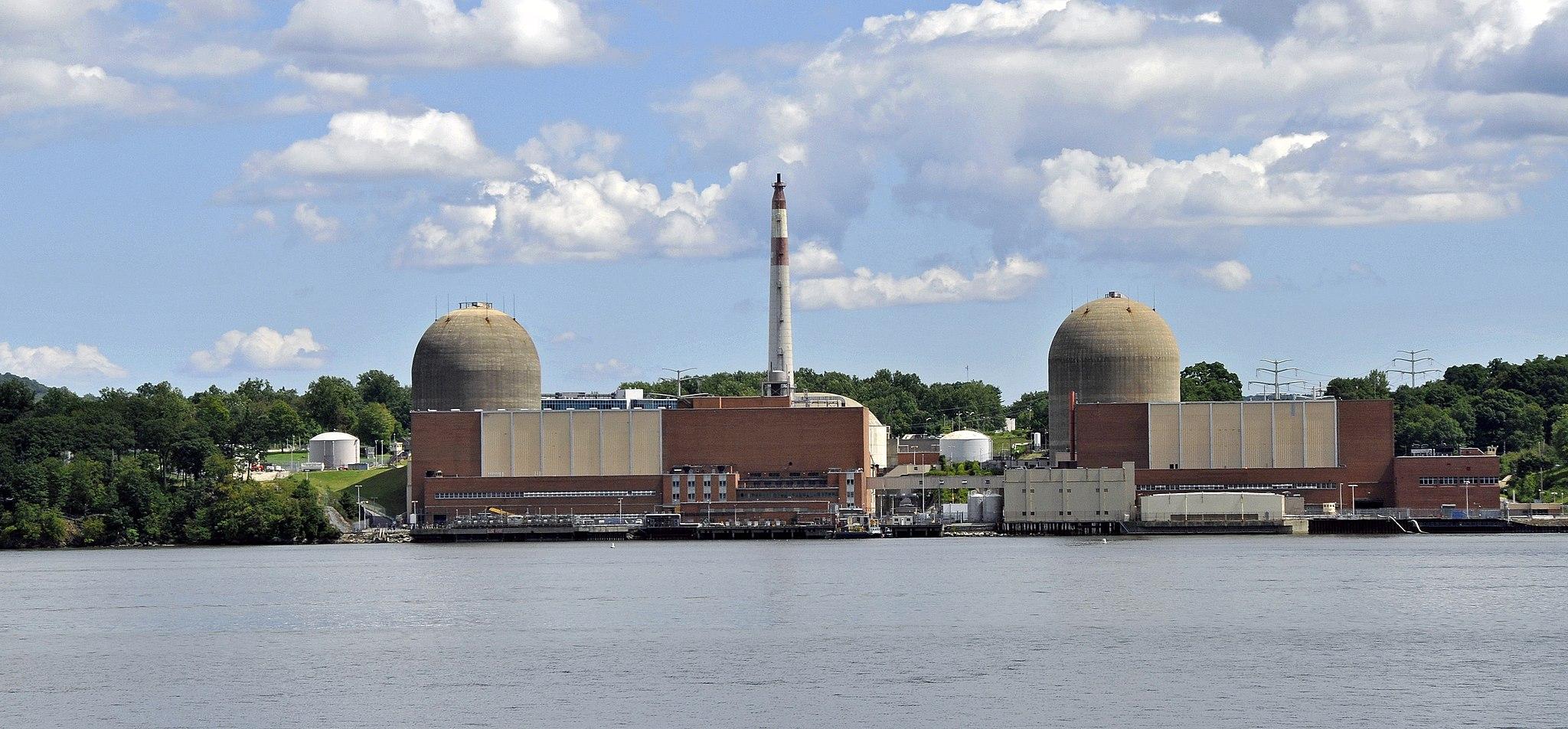 Indian Point tuumajaam. Pildistas Tony CC BY 2.0 creativecommons.org, via Wikimedia Commons