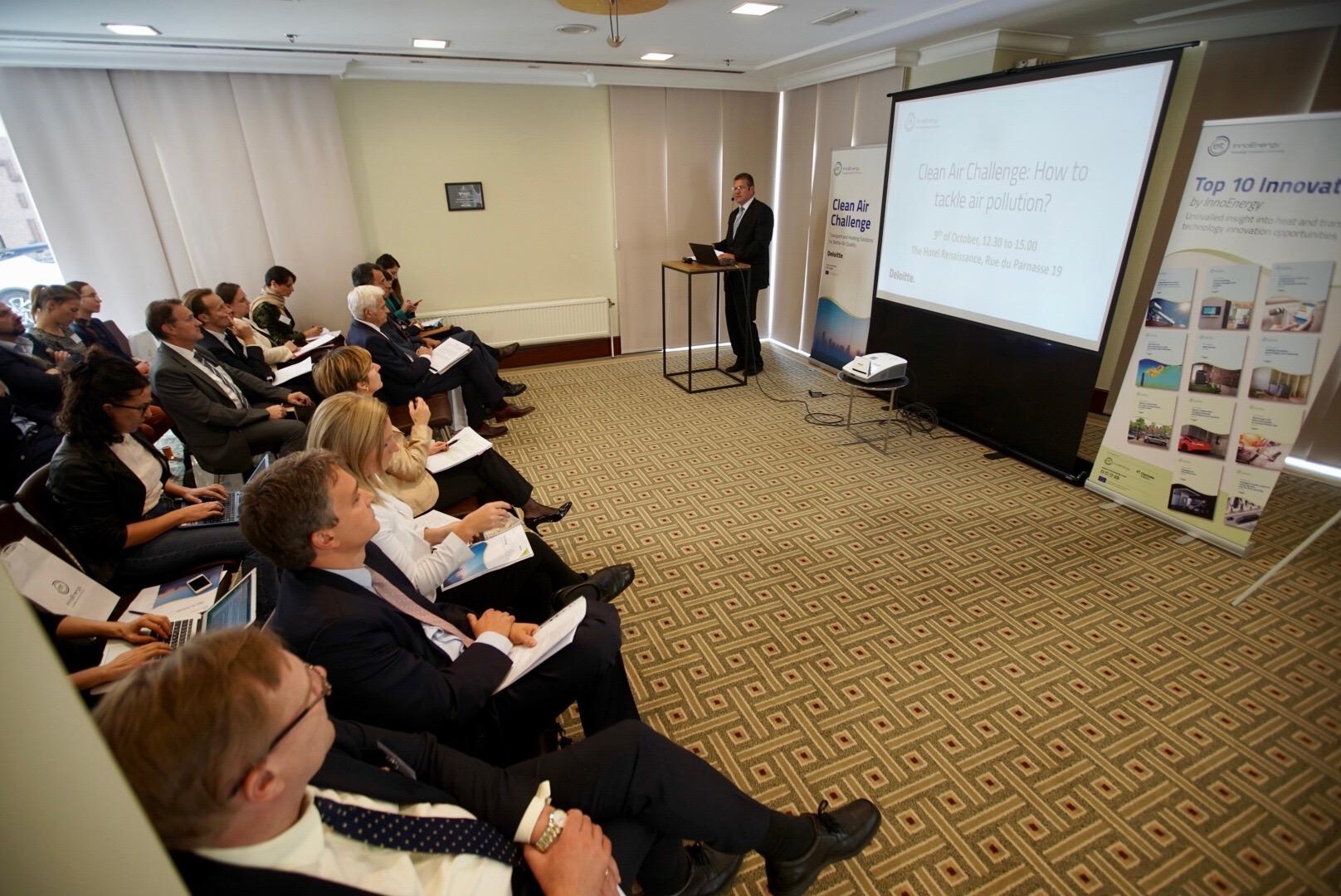 Raportit tutvustati eile avalikkusele Brüsselis toimunud üritusel koos juhtivate poliitikute ja poliitikakujundajatega.
