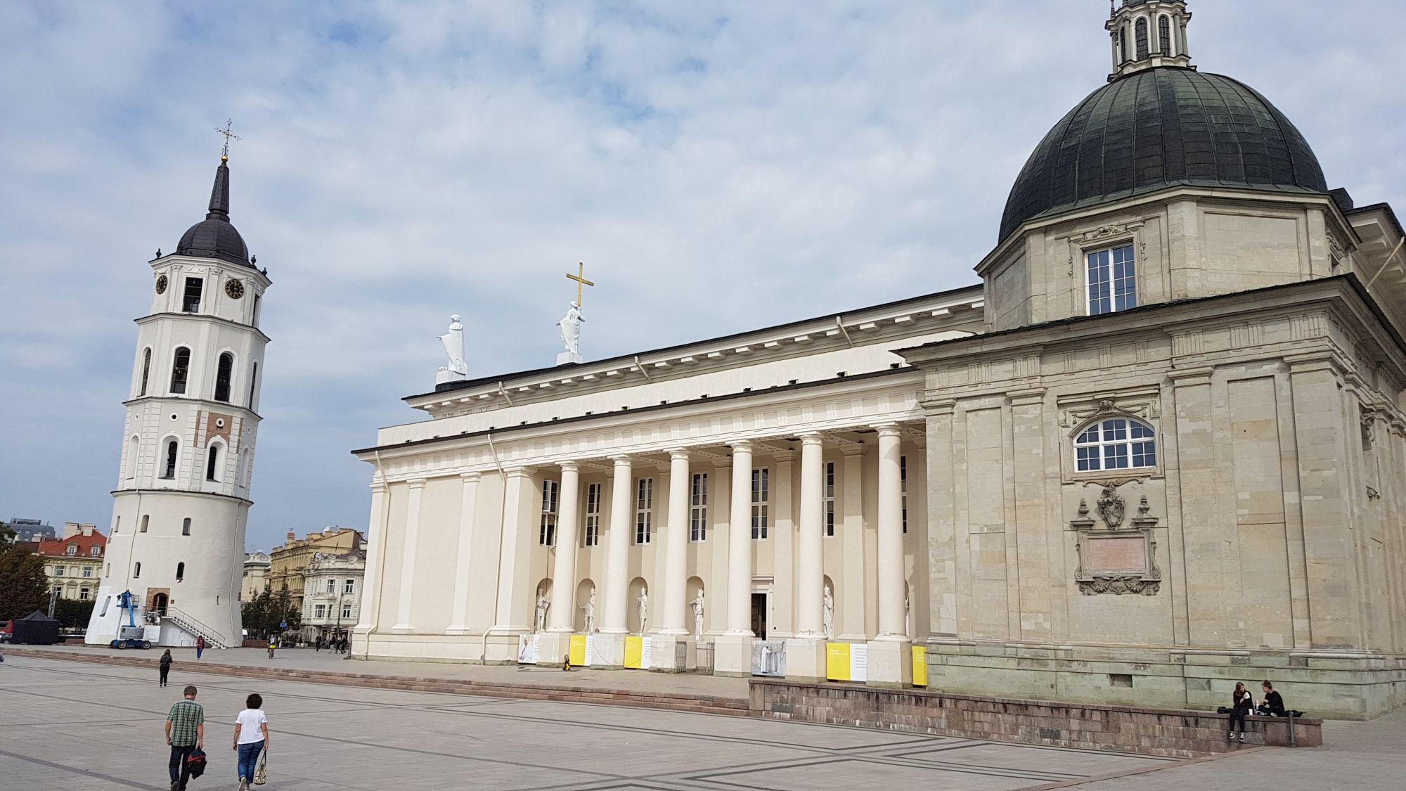 Lugu sellest, kuidas ma Vilniuse ajalugu püüdsin muuta
