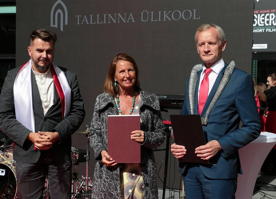 Eestit külastas säästva arengu edendaja ja tuleviku hariduse kujundaja May East
