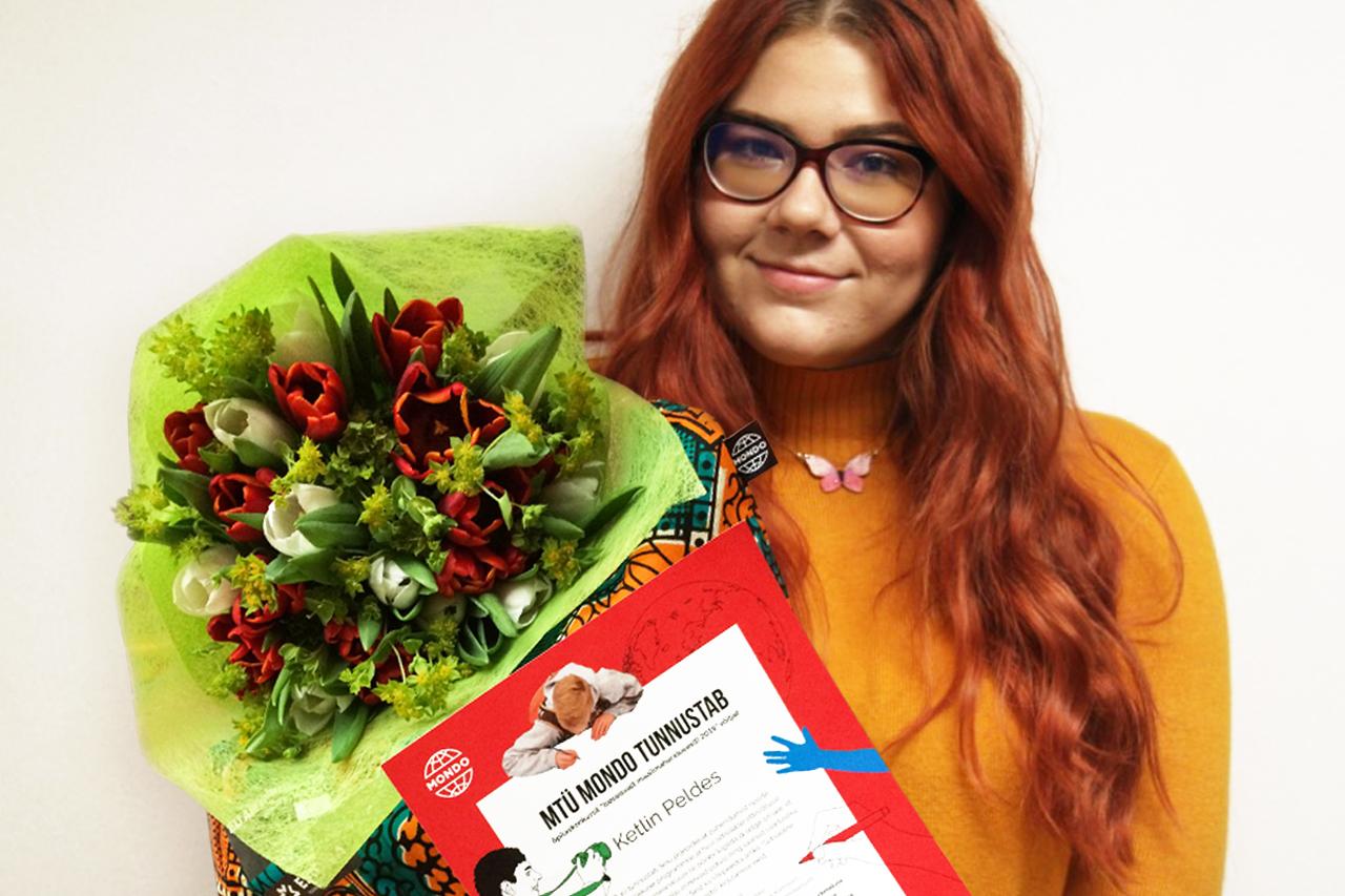 Foto: Hugo Treffneri Gümnaasiumi õpilane Ketlin Peldes/Kerly Piirsalu.