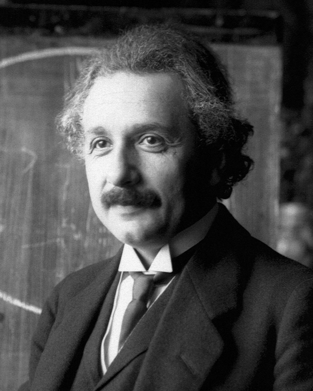 Fotol Albert Einstein 1921. aastal (Ferdinand Schmutzer (1870-1928), avalik omand, commons.wikimedia.org/w/index.php?curid=5216482)