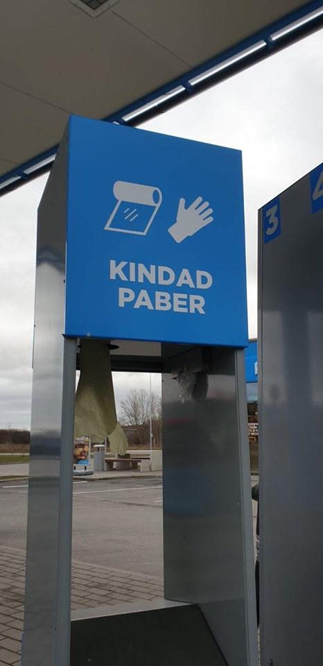 Hoiame tanklate teenindusjaamad üheskoos turvalisena