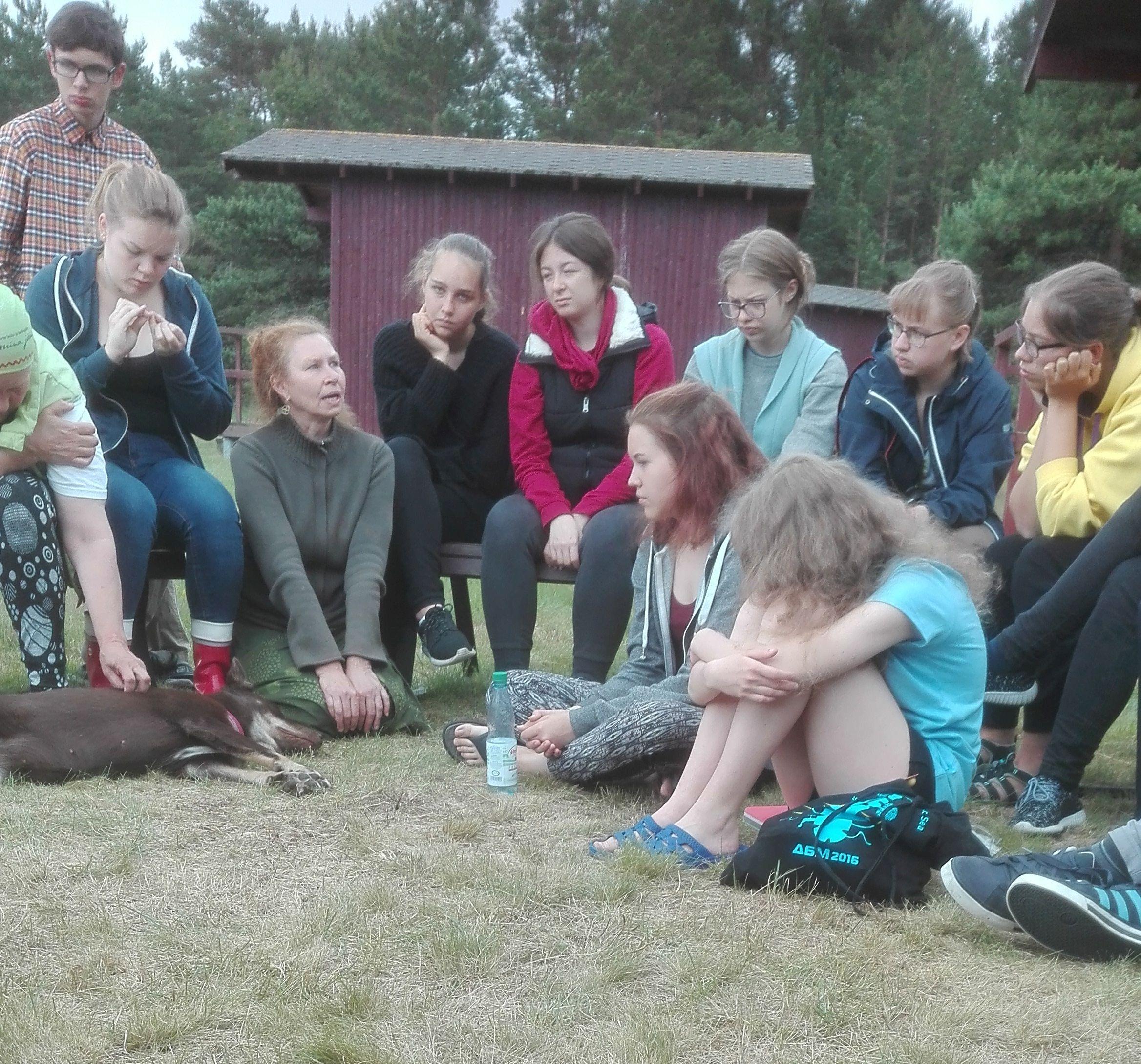 Rahvusvaheline Läänemere teemaline laager
