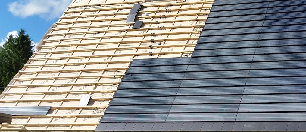 Monier ja SolarStone alustasid päikesepaneelidega katusekivide pakkumist