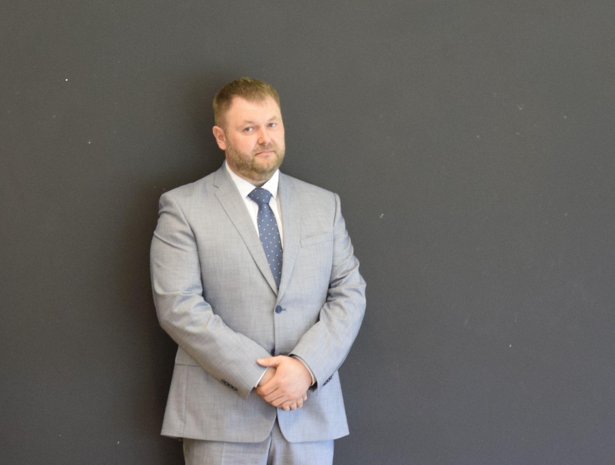 Keskkonnaminister Rene Kokk. Janek Jõgisaar, Bioneer.ee