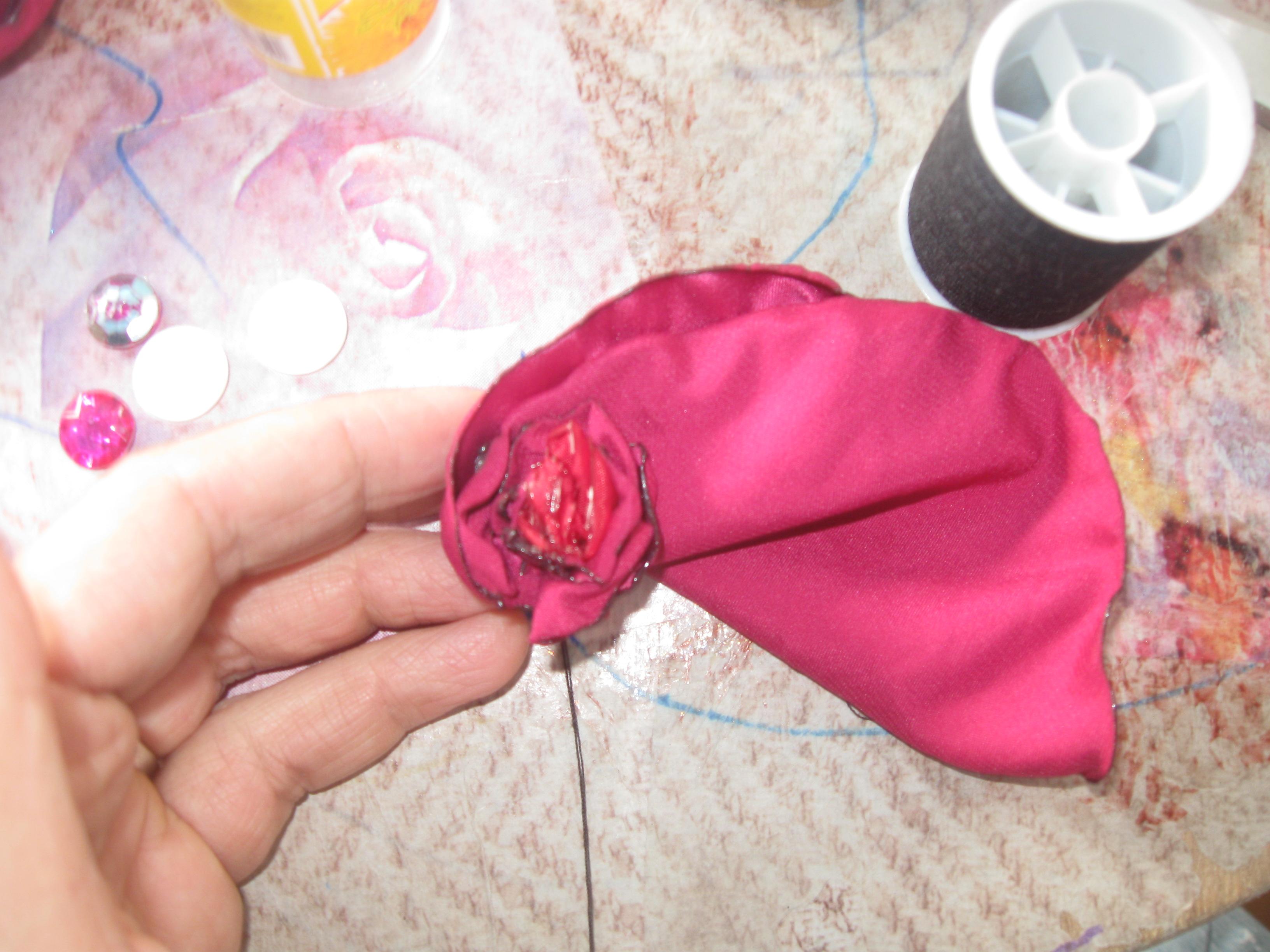 Juukseklamber, kotikaunistus naistepäevaks