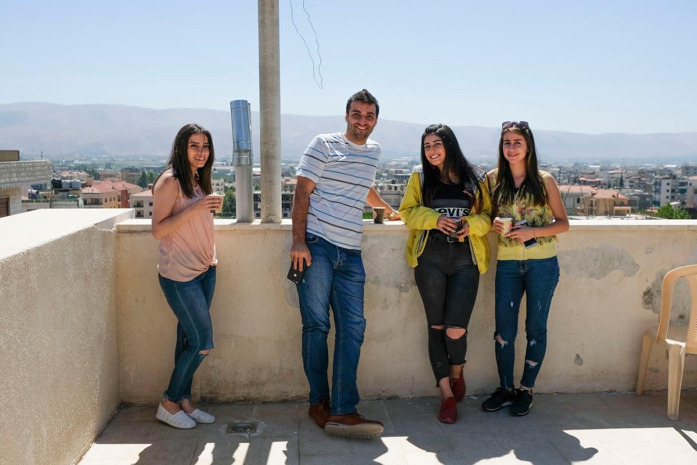 Süüria noored läbivad Eestis välja arendatud digiõpet