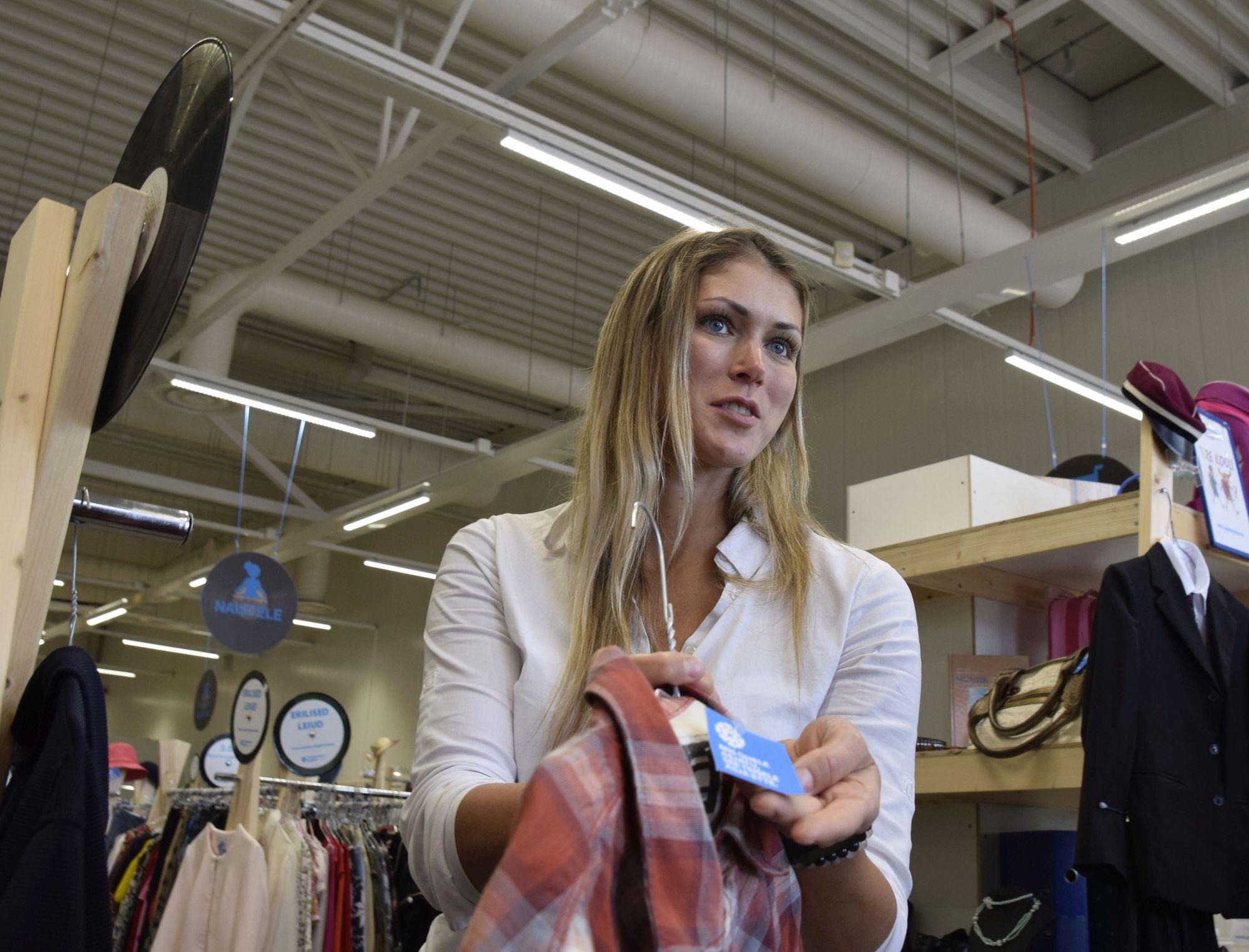 Uuskasutuskeskusesse annetatakse igas kuus 70 tonni tekstiilitooteid, millest vaid pool kõlbab kasutada