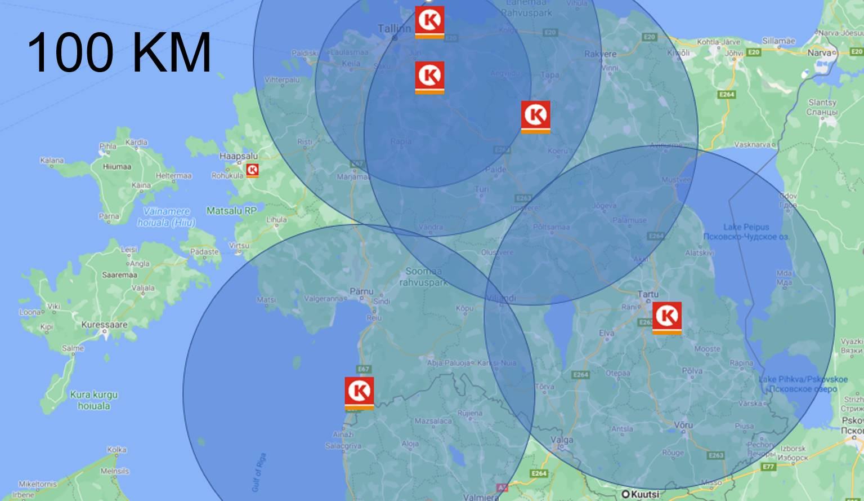 Elektrivoolu katkemisel on Eestis tagatud vähemalt viie tankla tõrgeteta töö