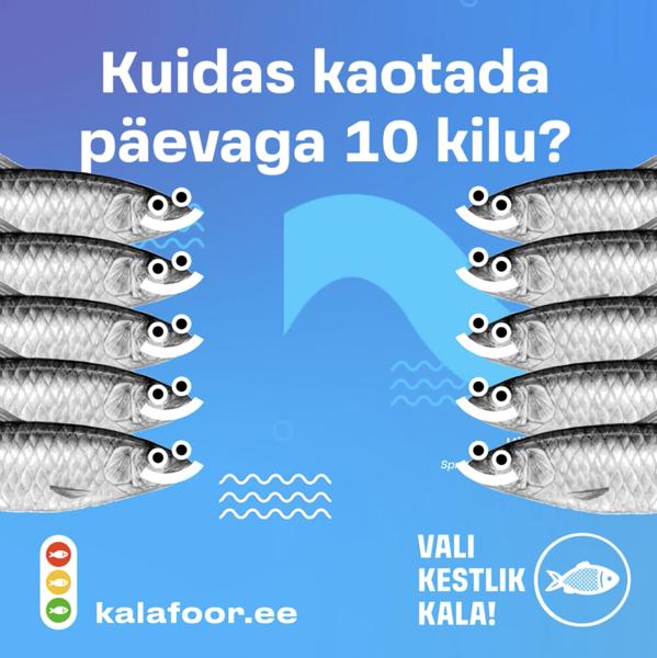 Kalafoor näitab teed keskkonnasõbralikumale mereannile