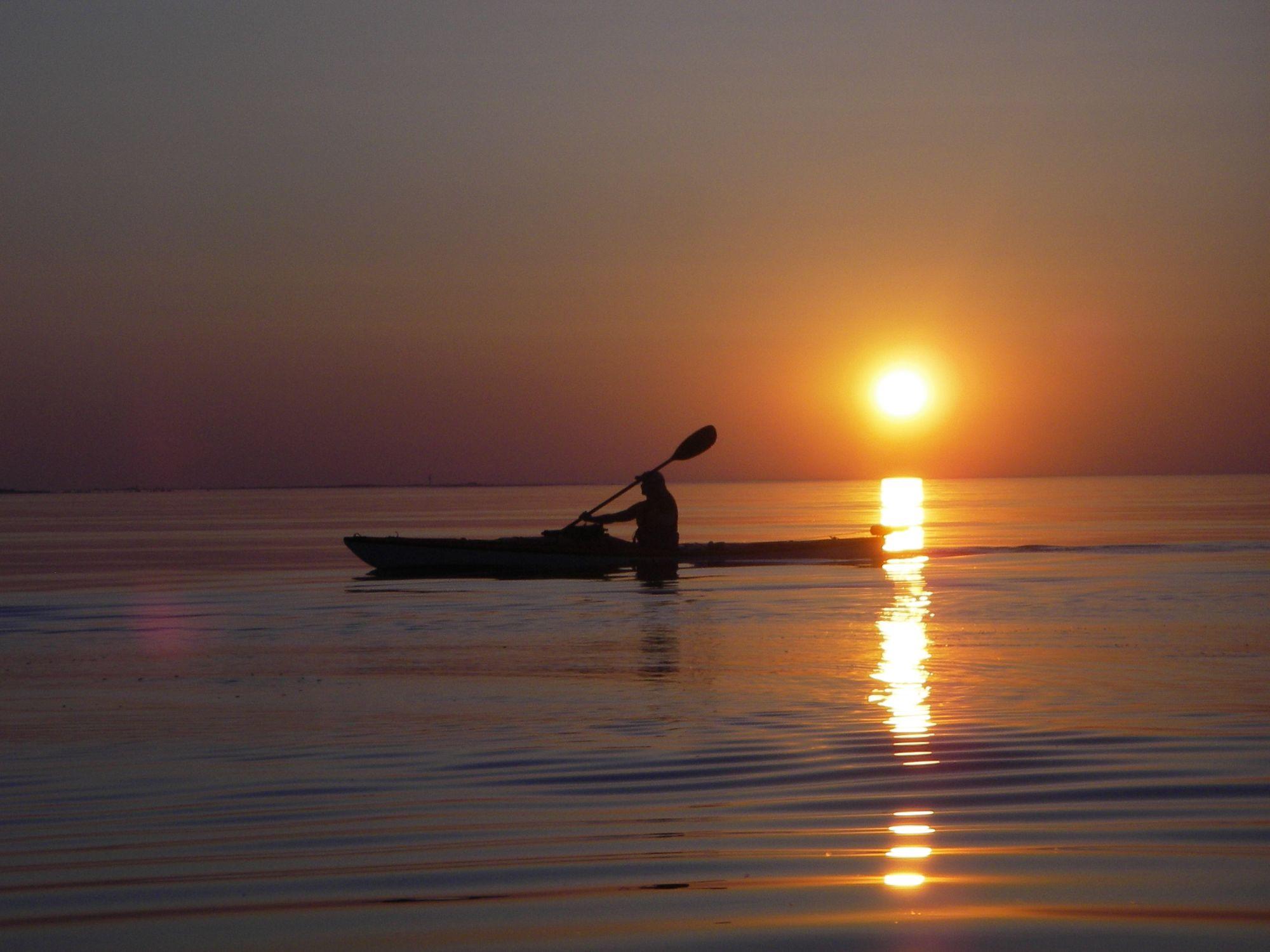 Süstamatk Pranglil ja Kolga lahe saartel/Mart Reimann