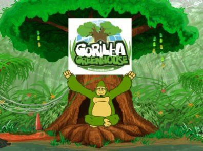 gorilla greenhouse